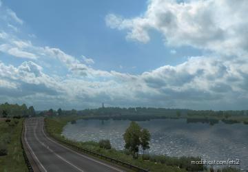 Novosibirsk Region Version 4.0 for Euro Truck Simulator 2
