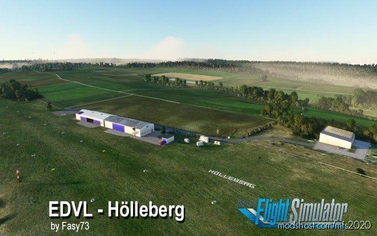 Edvl-Hölleberg V0.1 for Microsoft Flight Simulator 2020