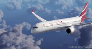 AIR Mauritius Flight Plans Megapack for Microsoft Flight Simulator 2020
