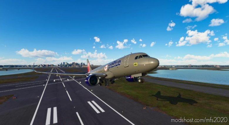 Boston RED SOX for Microsoft Flight Simulator 2020