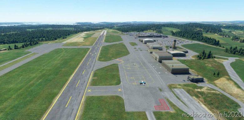 Sandefjord Airport Torp Ento V1.1 for Microsoft Flight Simulator 2020
