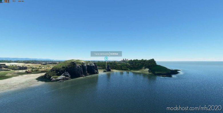 Torre DE Guarita – Torres – Brésil – Brazil for Microsoft Flight Simulator 2020