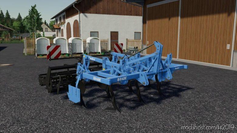 Rabe Bluebird 3000 for Farming Simulator 19