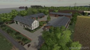 Half-Timbered Building SET for Farming Simulator 19