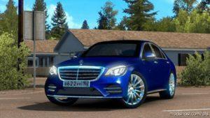 Mercedes-Benz S400D V3.0 [1.39.X] for American Truck Simulator