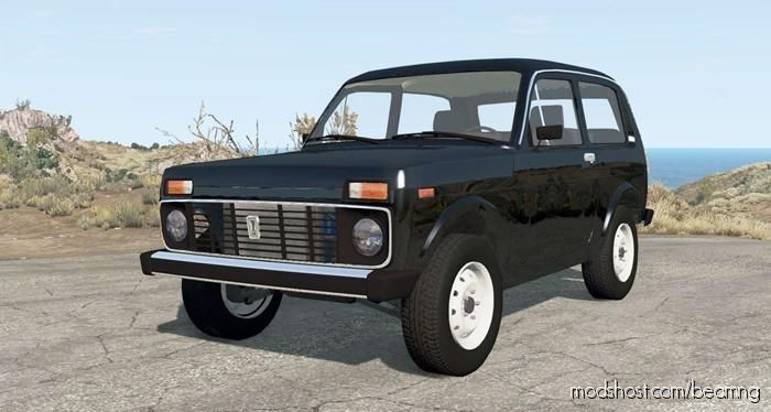 VAZ 2121 Niva 1992 for BeamNG.drive