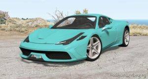 Ferrari 458 Speciale 2014 for BeamNG.drive