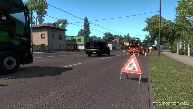 Daniels Random Events V1.3.2 for Euro Truck Simulator 2