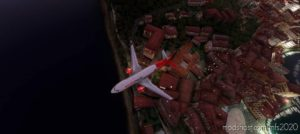 Airbus A320Neo Avtomanija Airlines for Microsoft Flight Simulator 2020