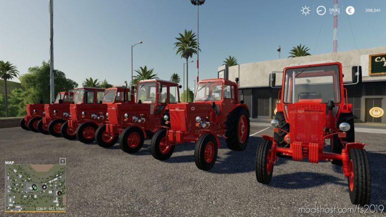 Belarus 2WD Pack for Farming Simulator 19