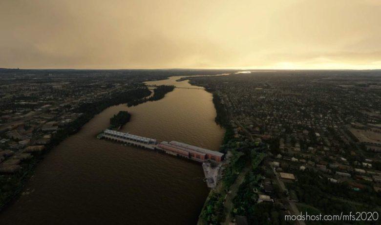 Montréal – Laval VRF 01 for Microsoft Flight Simulator 2020