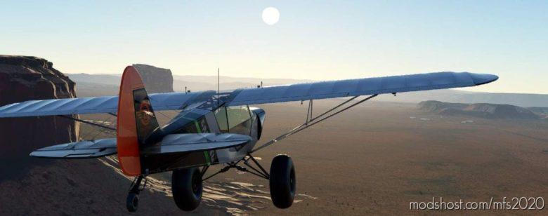 Savage Gravel – Monster Truck In The Skies V1.1.2 for Microsoft Flight Simulator 2020
