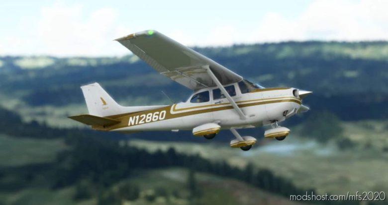 Asobo Cessna 172 N12860 (Classic) for Microsoft Flight Simulator 2020