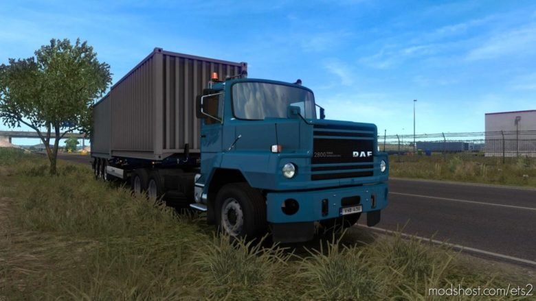 DAF NTT By XBS [1.39.X] for Euro Truck Simulator 2