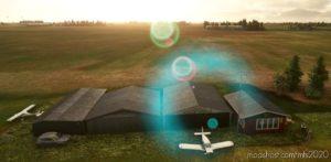 Gørløv Flyveplads for Microsoft Flight Simulator 2020