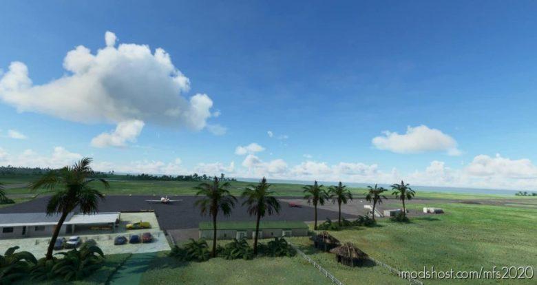 Plch – Cassidy International Airport for Microsoft Flight Simulator 2020
