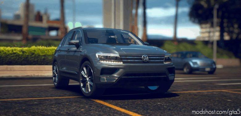 2017 Volkswagen Tiguan 2.0 TSI for Grand Theft Auto V