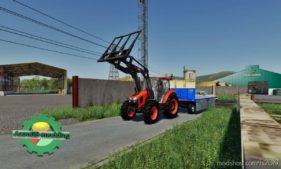 Kubota M5111 for Farming Simulator 19