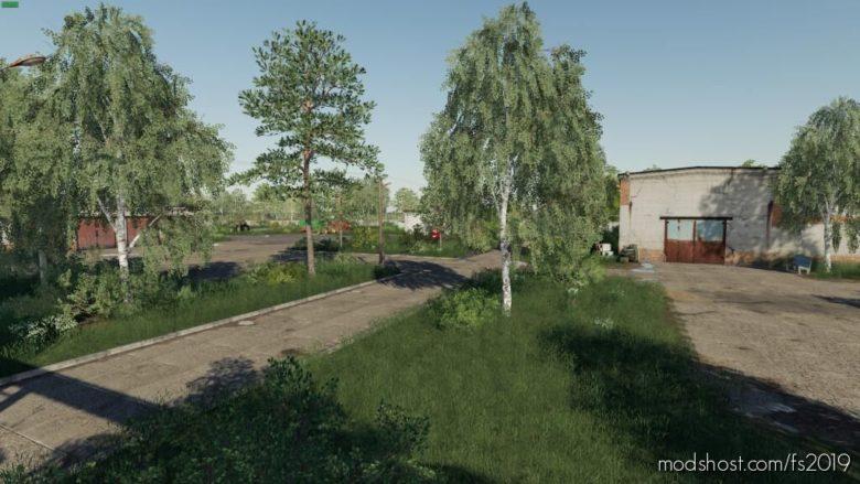 Rassvet for Farming Simulator 19