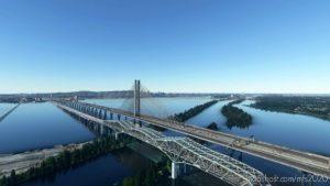 The OLD Champlain Bridge for Microsoft Flight Simulator 2020