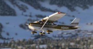 Asobo Cessna 172 Reims – 4 Colors (Classic) for Microsoft Flight Simulator 2020