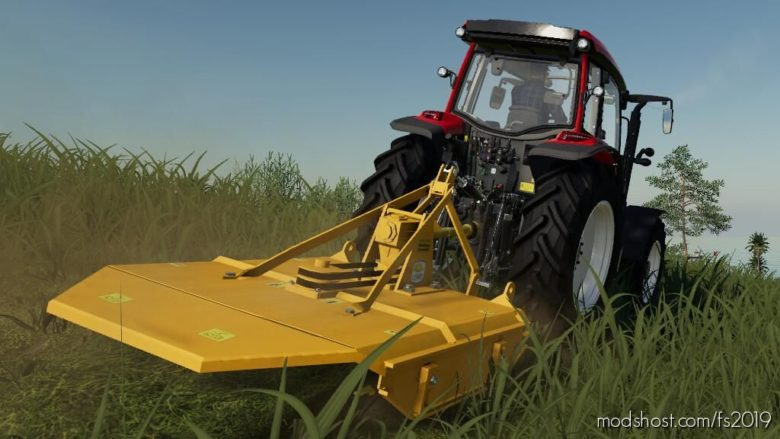 Lizard RC Mower for Farming Simulator 19