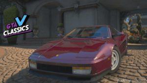 1987 Ferrari Testarossa for Grand Theft Auto V