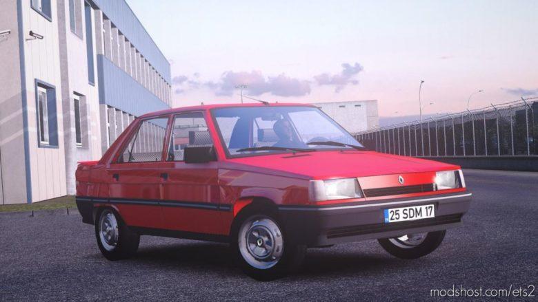 Renault 9 V1R50 [1.39] for Euro Truck Simulator 2