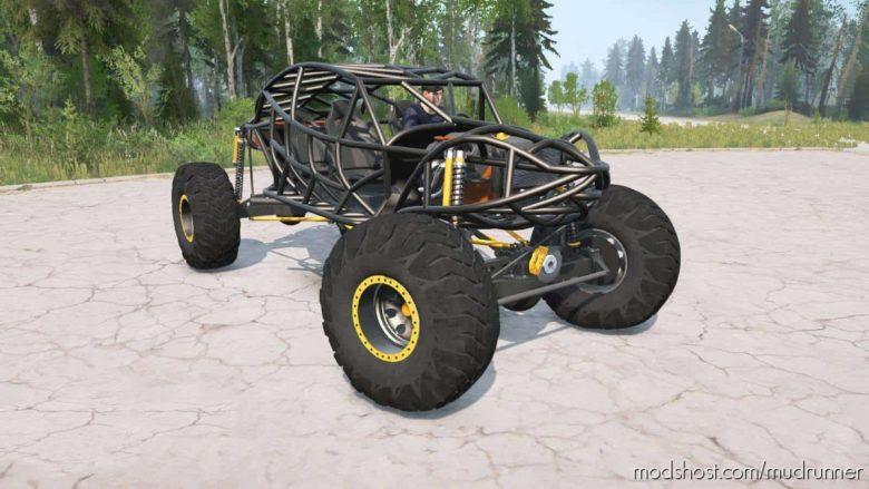 Rock Crawler Mod for MudRunner