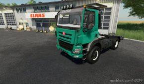 Tatra Phoenix 4X4 for Farming Simulator 19