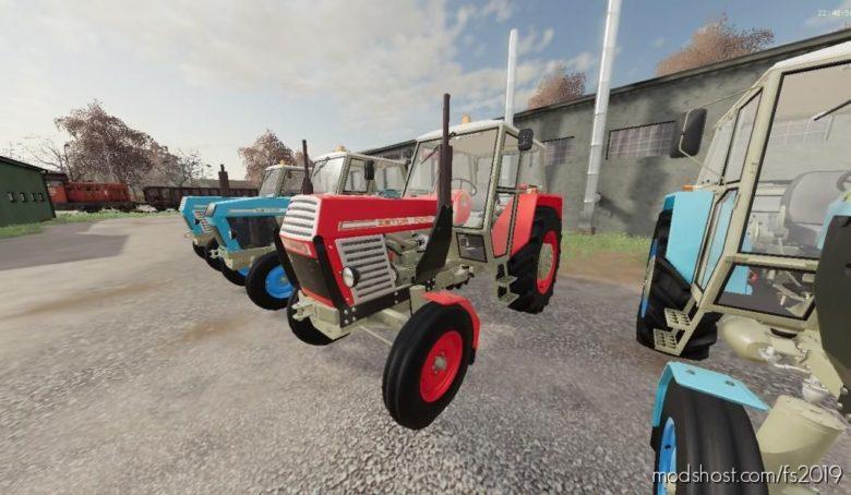 Zetor 8X11 10X11 for Farming Simulator 19