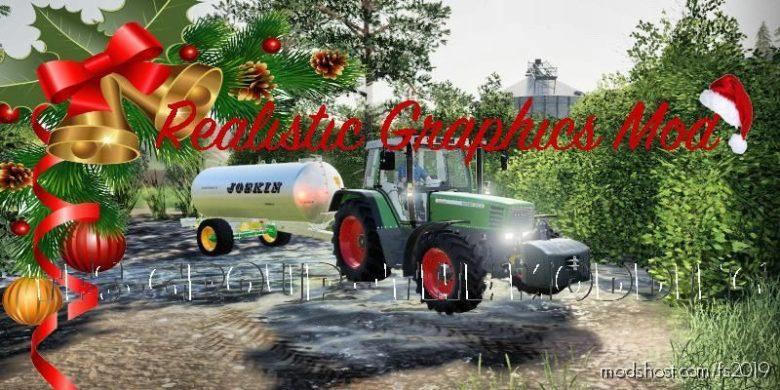 Source Realistic Mod V2.0 for Farming Simulator 19