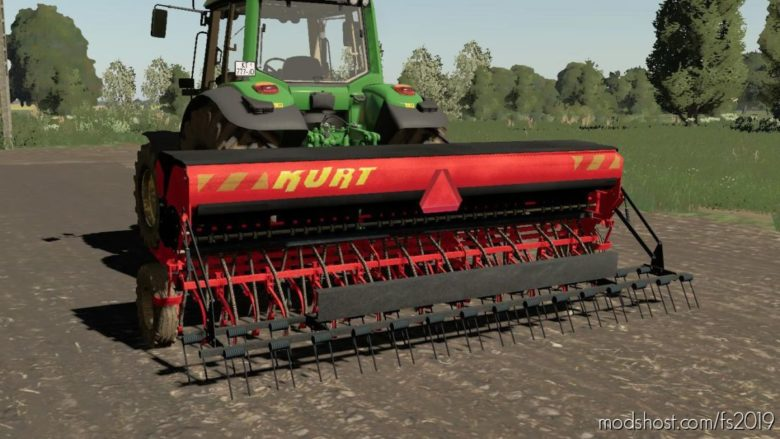 Kurt Mibzer for Farming Simulator 19