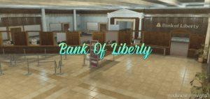 [MLO] GTA IV Bank Of Liberty Interior [SP / Fivem] for Grand Theft Auto V