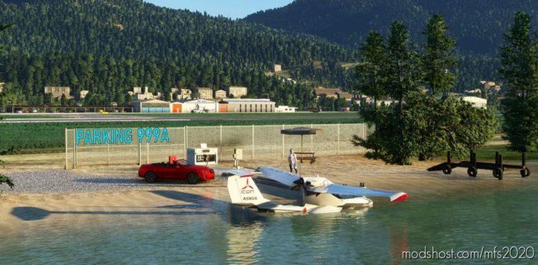 Caproni Airport [Lidt] for Microsoft Flight Simulator 2020