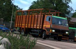 Tata Truck Mod 1109 V1.1 for Euro Truck Simulator 2