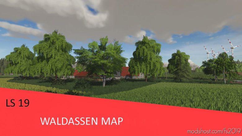 Waldsassen Map for Farming Simulator 19