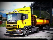 Scania 144L 460 [1.39] for Euro Truck Simulator 2