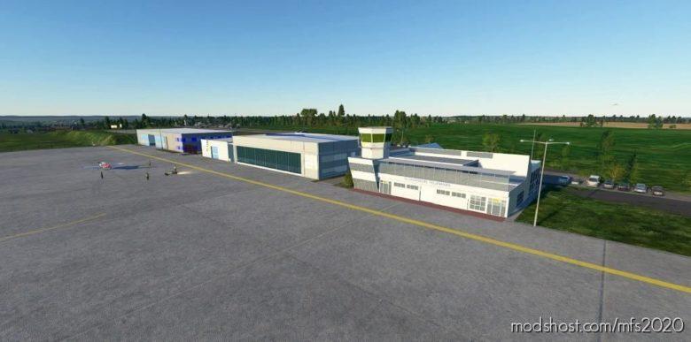Edbn Neubrandenburg-Trollenhagen V0.1.2 for Microsoft Flight Simulator 2020