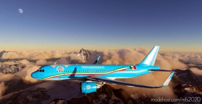 A320 NEO – Msfs2020 Tricolore 4K for Microsoft Flight Simulator 2020