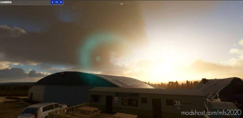 Crosland Moor Egnd V0.1 for Microsoft Flight Simulator 2020