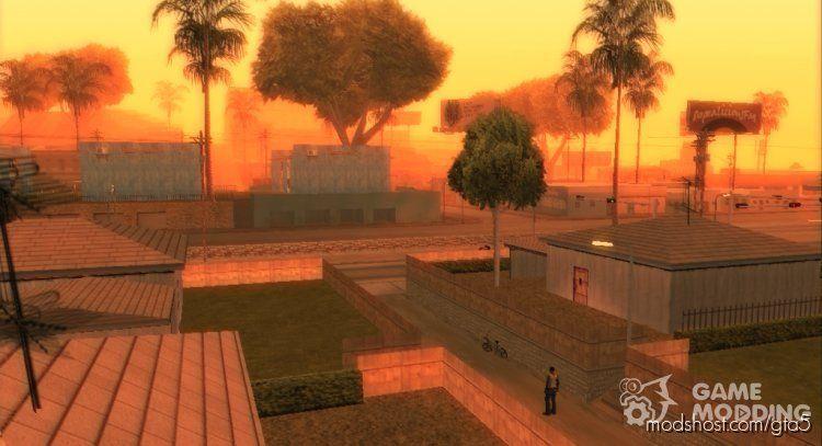 SkyGfx for Grand Theft Auto V