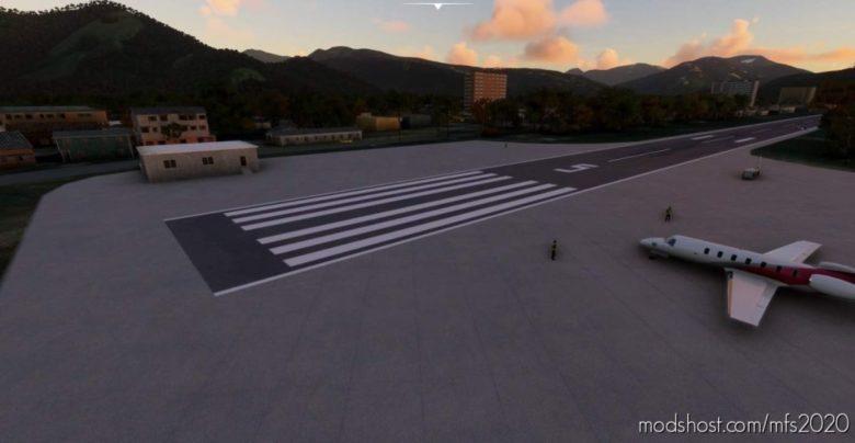 Vean Along Airport V2.0.0 for Microsoft Flight Simulator 2020