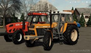 Ursus 6CYL 4X4 Pack for Farming Simulator 19
