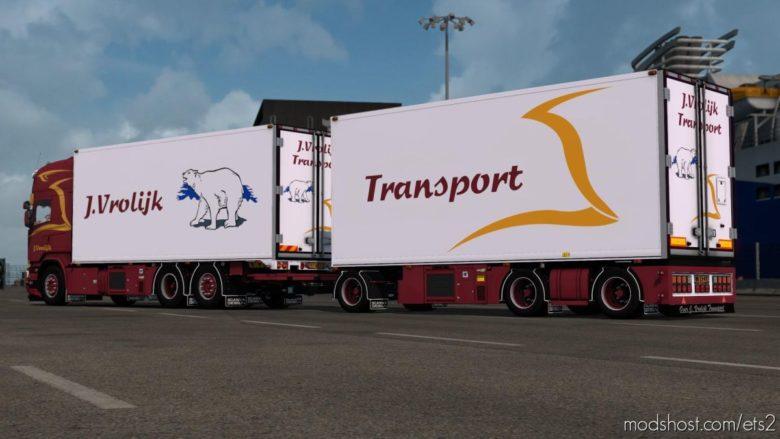 J. Vrolijk [1.38] for Euro Truck Simulator 2