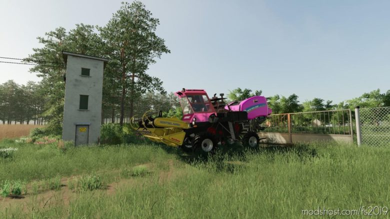 Woodchips Baler for Farming Simulator 19