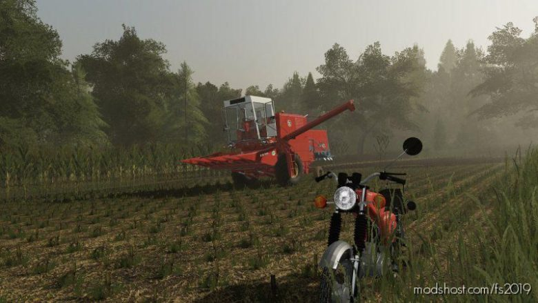 Corn Adapter for Farming Simulator 19
