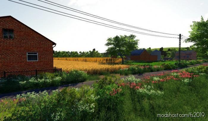 Little Zadupie for Farming Simulator 19