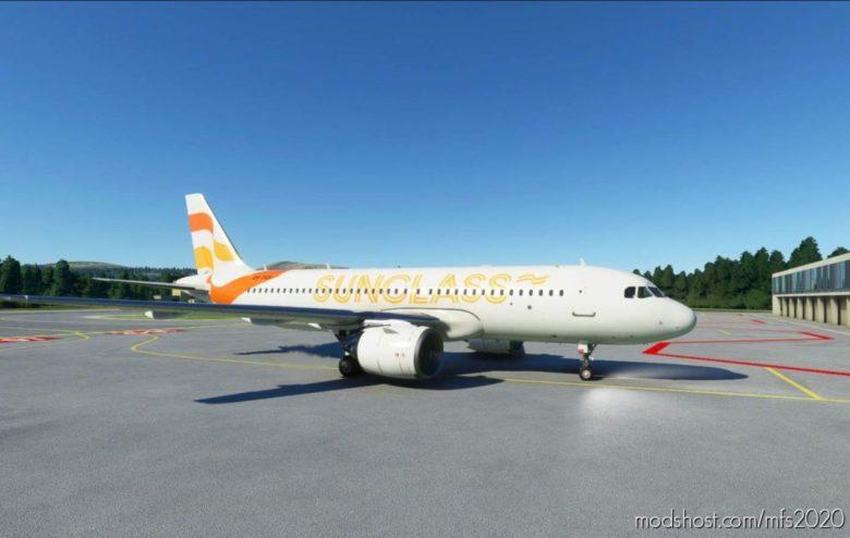 Sunclass [4K] for Microsoft Flight Simulator 2020