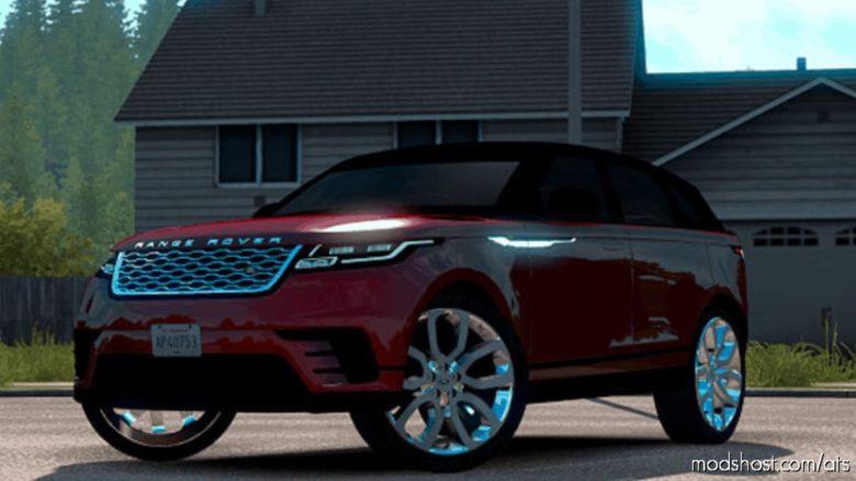 Land Rover Range Rover Velar V3 [1.39] for American Truck Simulator